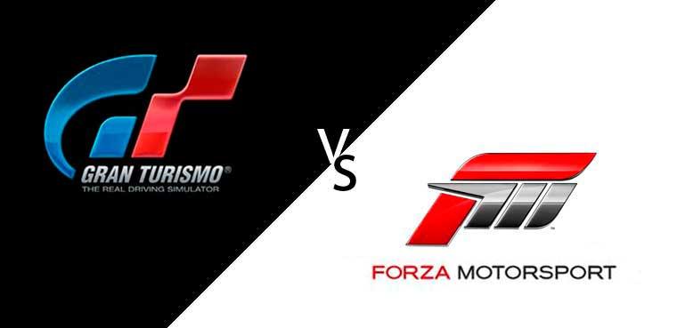 Gran Turismo Vs. Forza Motorsport