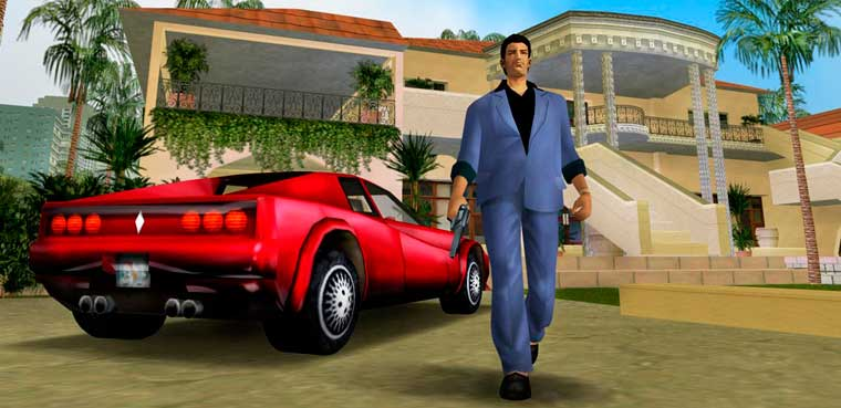 Grand Theft Auto: Vice City para PC y Mac