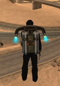 GTA Jetpack