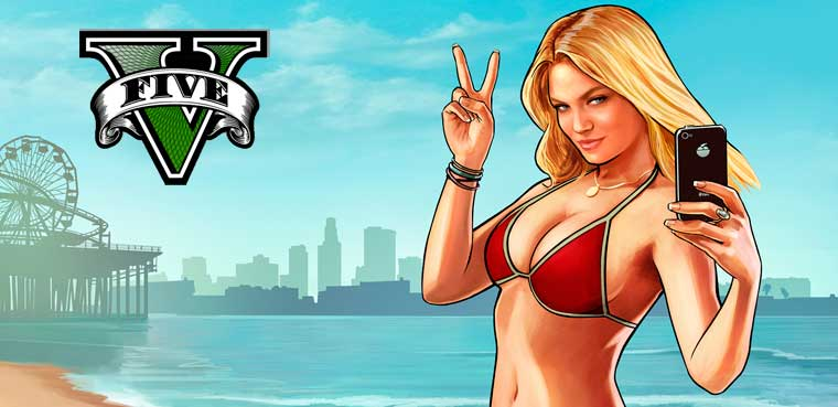 Grand Theft Auto V para Xbox 360 y PS3 GTA V