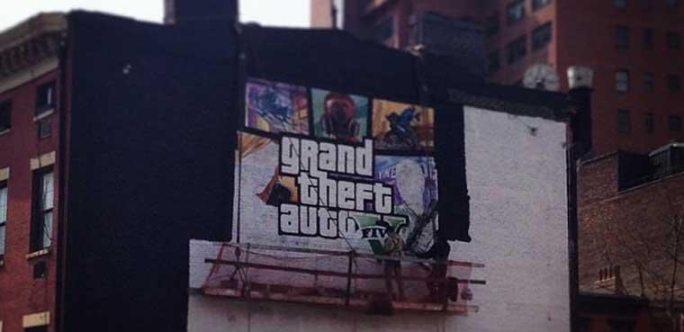 'GTA V' revelará su portada esta semana