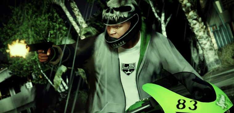 Grand Theft Auto V PS3 Xbox 360