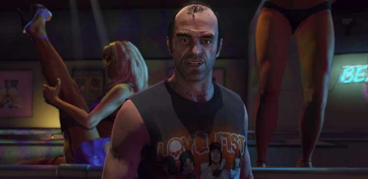 Grand Theft Auto V PS3 Xbox 360 GTA V