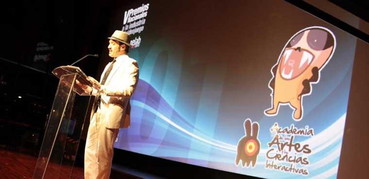 Gala Premios Gamelab 2012