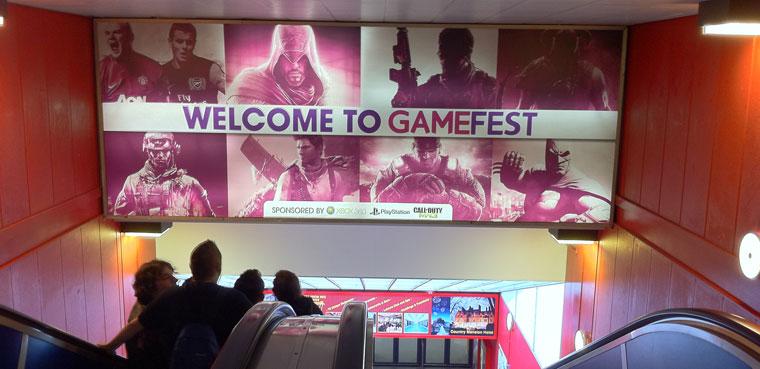 Gamefest UK-Game