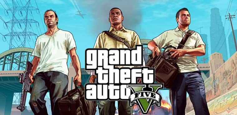 Grand Theft Auto V-PS3-Xbox 360