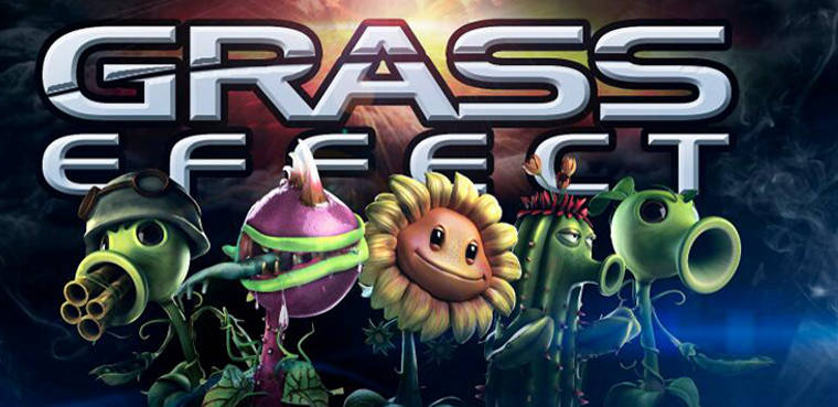 Grass Effect Android IOS