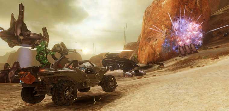 Halo-Xbox 360