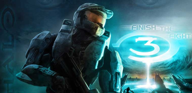 Halo 3-Xbox 360-PC