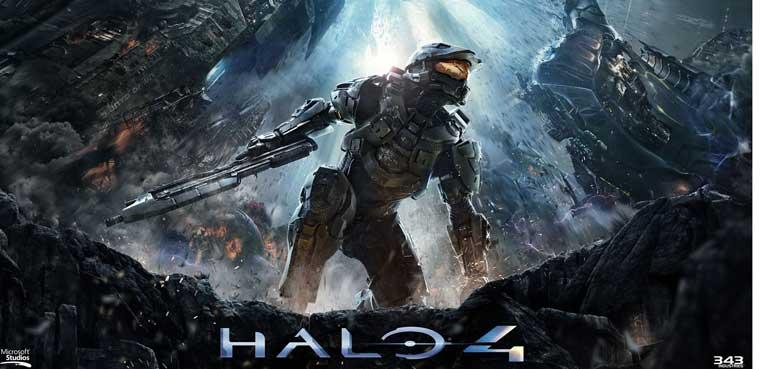 Halo 4-Xbox 360