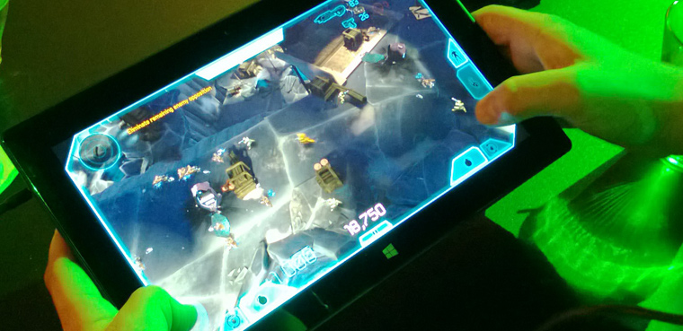 Halo: Spartan Assault para Windows 8 y Windows Phone 8
