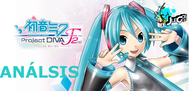 Hatsune Miku Project Diva F2nd