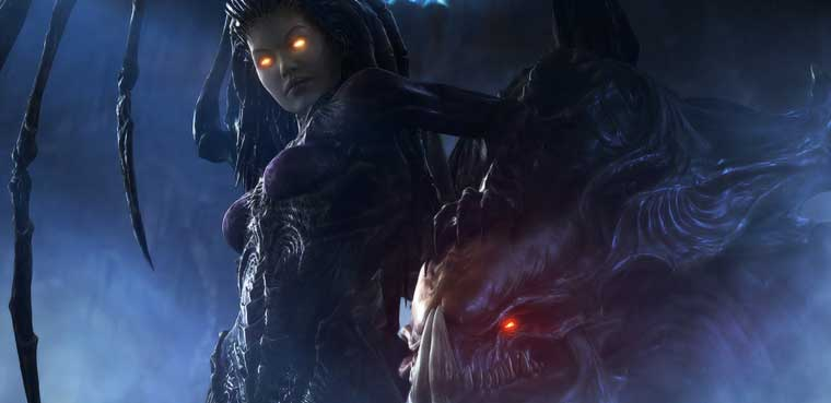 Starcraft II: Heart of the Swarm para PC y Mac