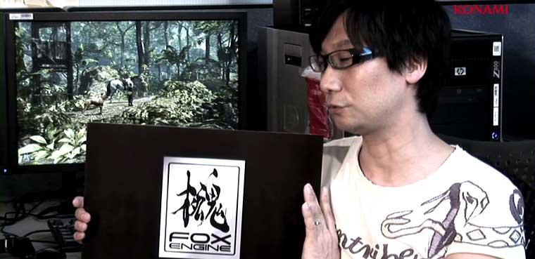Hideo Kojima next-gen