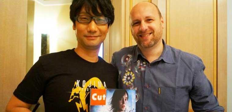 Hideo Kojima y David Cage
