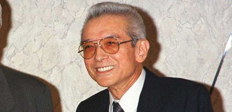 Hiroshi Yamauchi Nintendo
