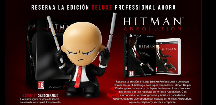 Hitman Absolution-PS3-PC-Xbox 360