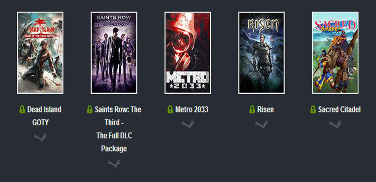Humble Bundle 14