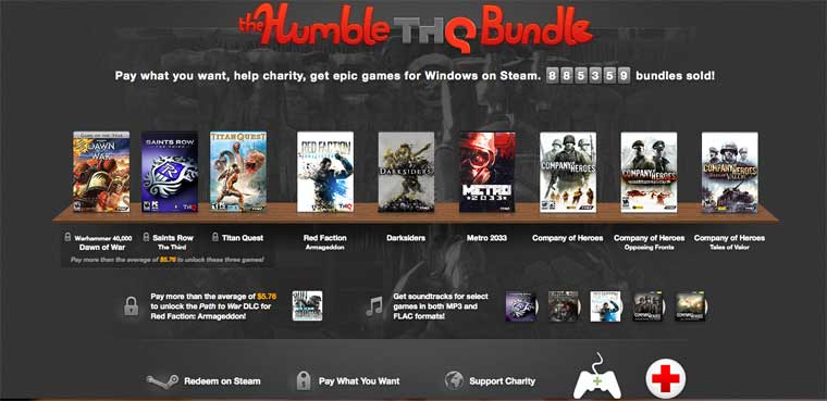 Humble Bundle-PC