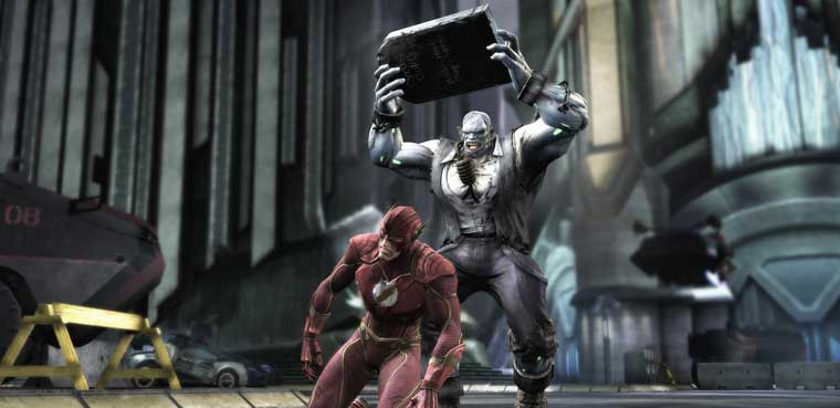 Análisis: 'Injustice: Gods Among Us' para Xbox 360