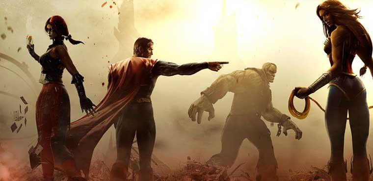 Injustice: Gods Among Us - Nuevo trailer durante el TGS 2012