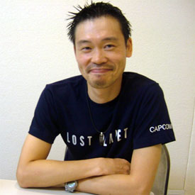 Keiji Inafune - padre de Megaman