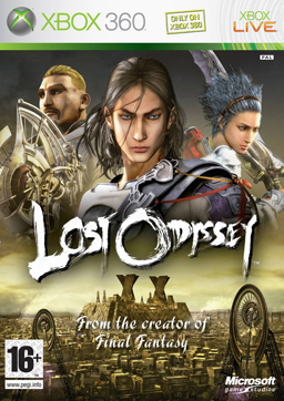 Lost Odyssey - Portada