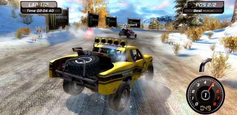 Jeremy McGrath Off Road PS3 Xbox 360