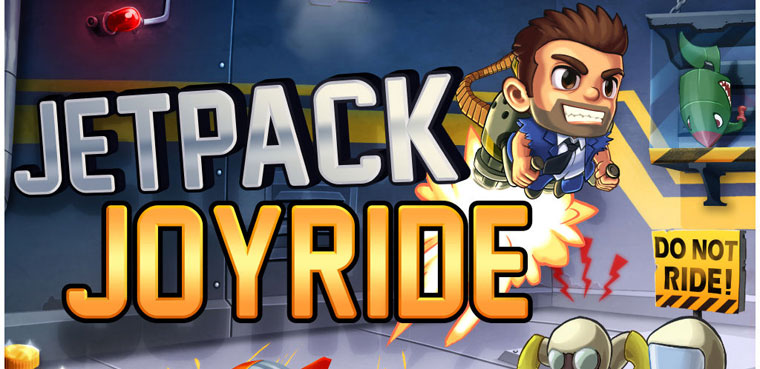 Jetpack Joyride - iOS