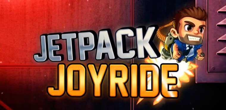 Jetpack Joyride - ahora en Facebbok