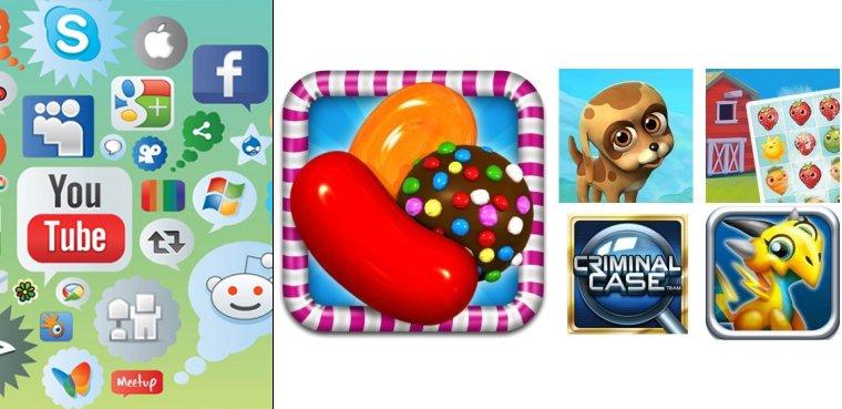 Juegos en redes sociales