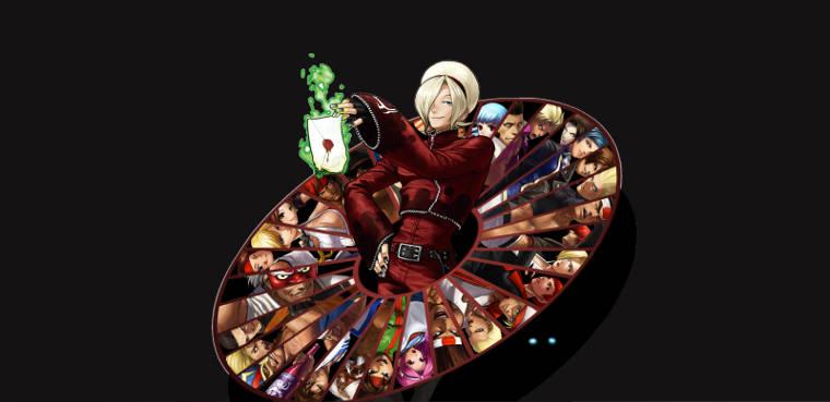 KOF XIII PC XBOX 360 PS3 ARCADE