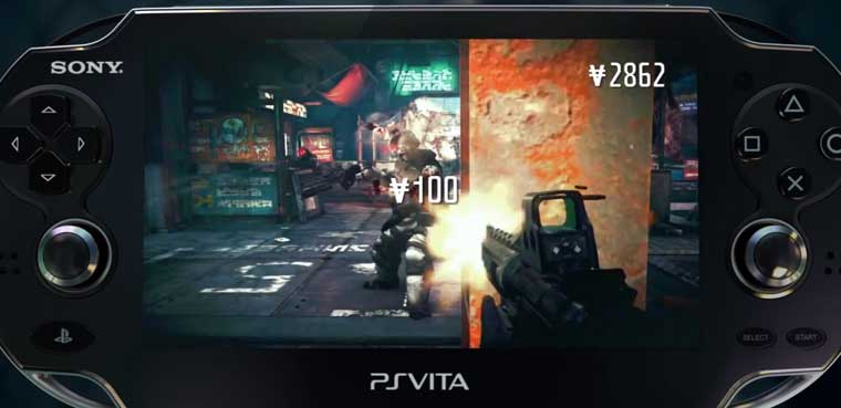 Killzone: Mercenary-PS Vita