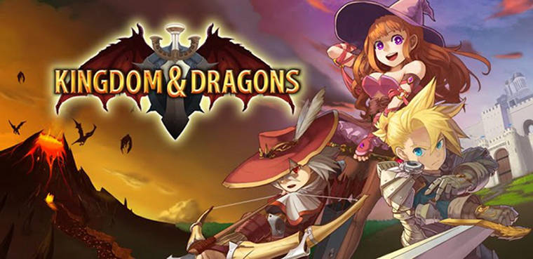 Kingdom And Dragons Android IOS