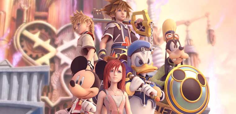 'Kingdom Hearts 1.5 HD ReMix' / PS3