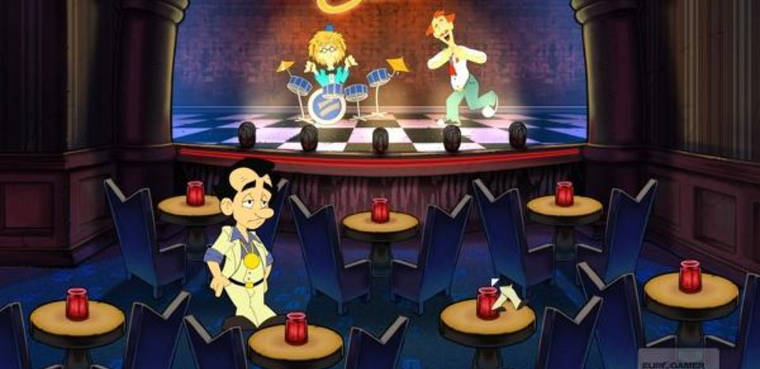 Leisure Suit Larry Reloaded  PC, Mac, Android, IOS