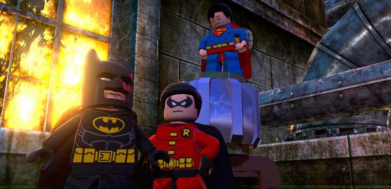 Lego Batman 2: DC Super Heroes - 22 de junio