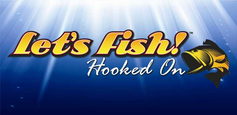 Let's Fish! Hooked On-PS Vita