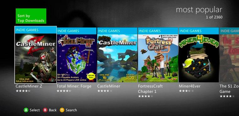 Xbox Live - Xbox 360