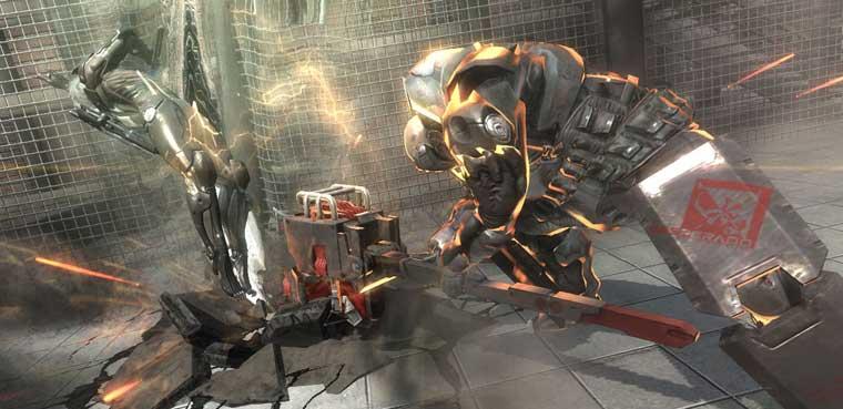 Metal Gear Rising: Revengeance para Xbox 360