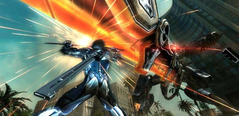 Metal Gear Rising: Revengeance - A principios de 2013