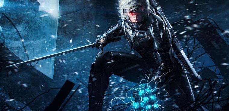 MGR: Revengeance para PS3 y Xbox 360 Konami