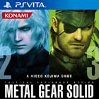 MGS HD Collection - PS Vita