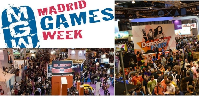 Madrid Games Week público