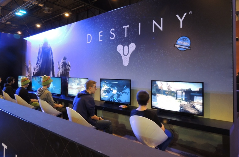 Madrid Games Week Destiny