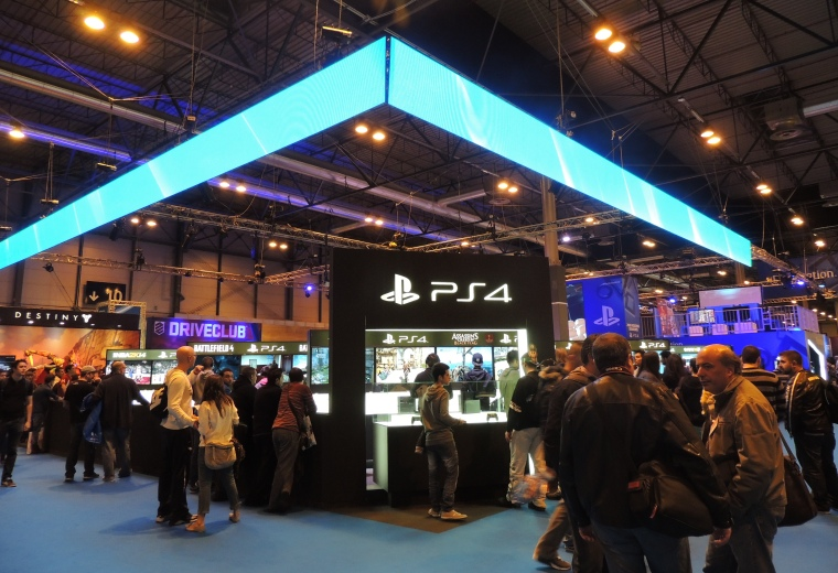 Madrid Games Week - PlayStation 4