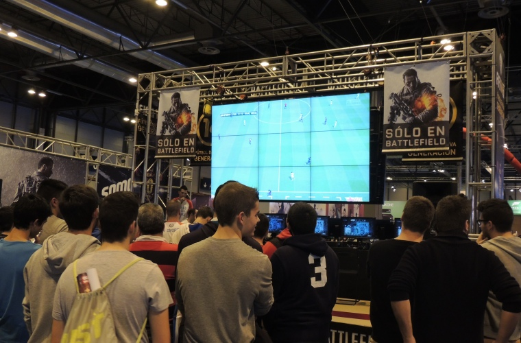 Madrid Games Week - Torneo FIFA 2014