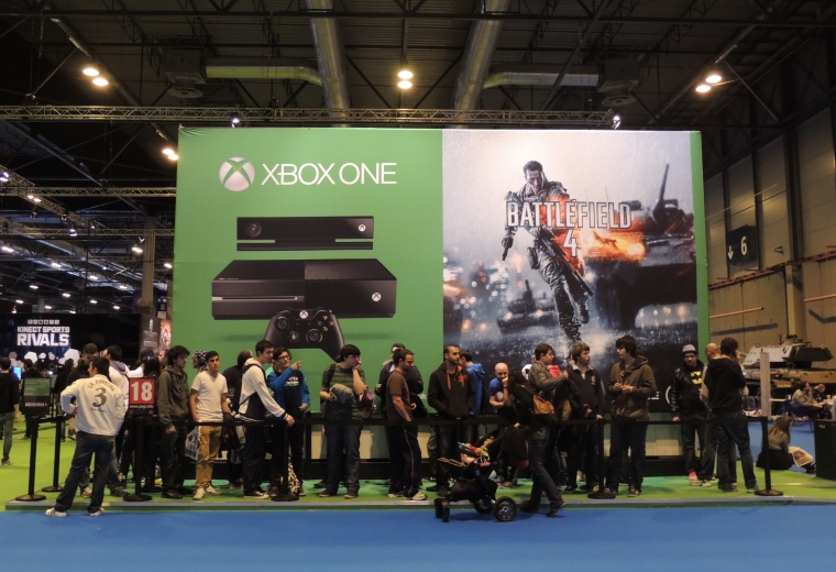Madrid Games Week - Xbox One