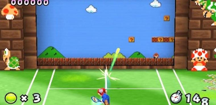 Mario Tennis Open- 3DS