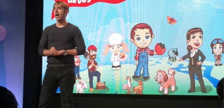Mark Pincus, co-fundador de Zynga